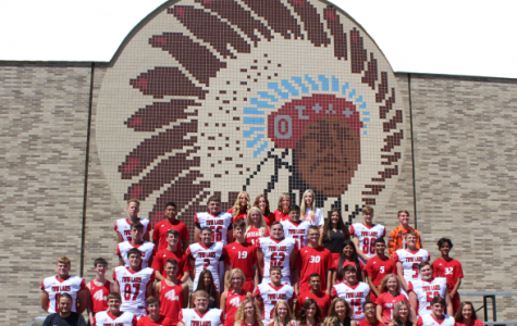 Twin Lakes Business Students Design Fall Sports Program