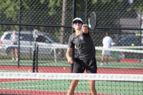 Boys Tennis Finishes Second in the Hoosier Conference