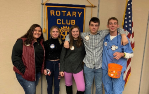 TL Interact Introduces Students to Rotary Club