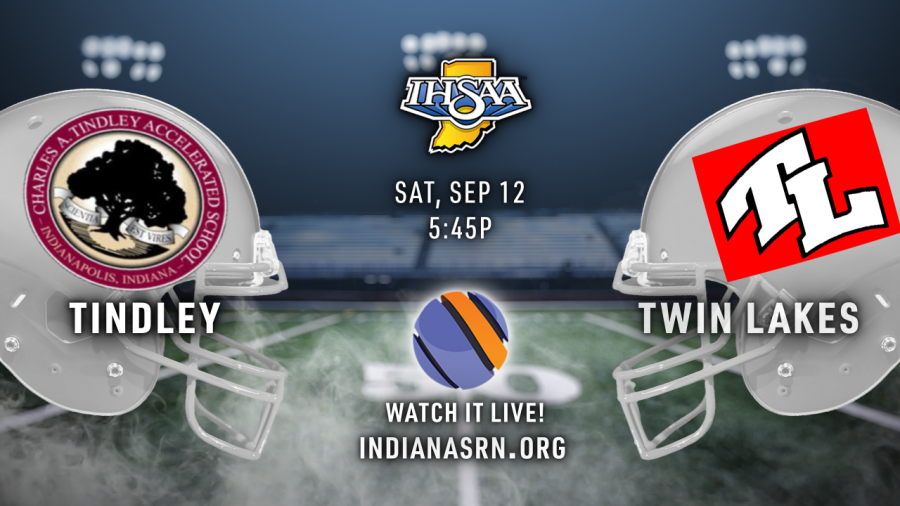Indiana SRN will be webcasting your game LIVE! on the internet this Saturday.  Attached is a placard for your game to help spread the word.  The game will be featured on the IHSAAtv website. www.IndianaSRN.org.