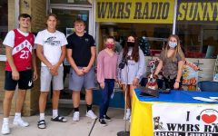 Business Students air Tribe Radio