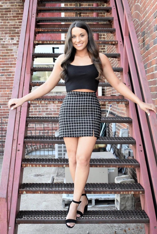 Homecoming Nominee Kiara Johnston