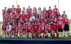 2020 Fall Sports Seniors