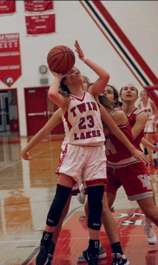 Girls Basketball Season Affected by Covid
