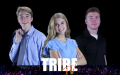 BPA's News Broadcast Team is made up of Liam Sternfeldt, Grace Marocco, and Jaylen Roush.
