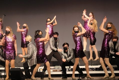 Show Choir to Compete in Virtual Competition