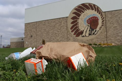 Twin Lakes High School JAG Earth Day Challenge 2021