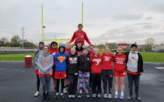 Unified Track Successful in First Meet of the Year