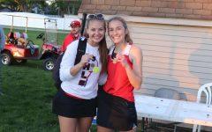 Girls Tennis #1 Doubles Wins Hoosier Conference