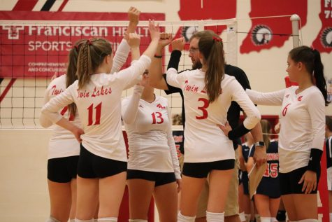 Volleyball Defeats Tri County