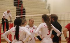 Volleyball Wins at West Central